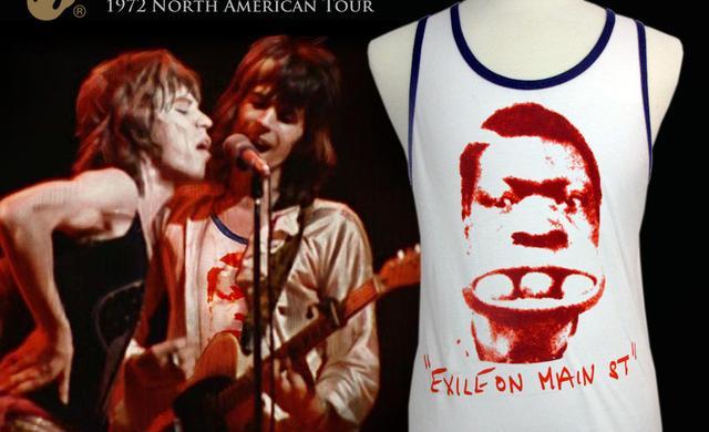Rolling Stones New Amp Vintage Shirts Amp Merch