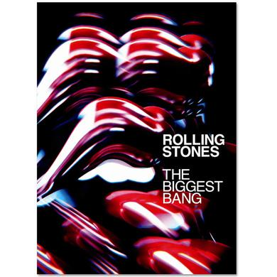Rolling Stones - The Biggest Bang DVD