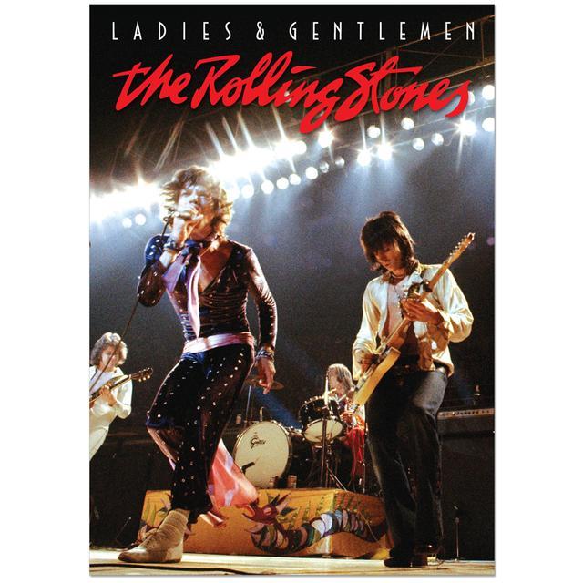 Rolling Stones 'Ladies & Gentlemen... The Rolling Stones' DVD