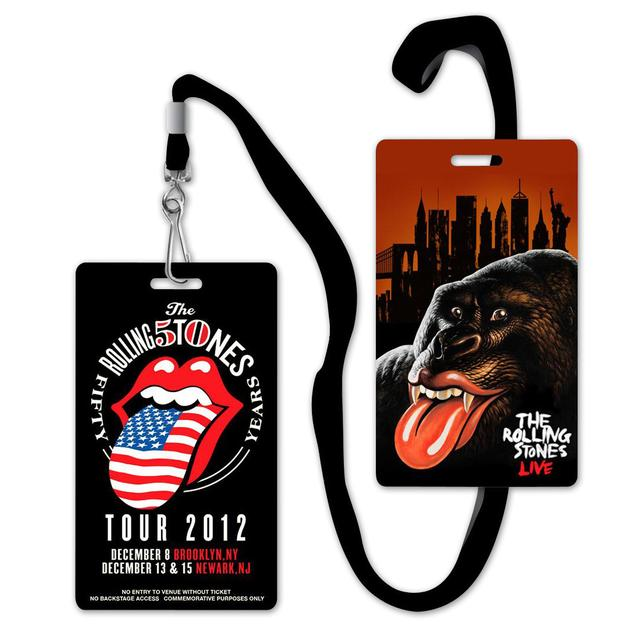 The Rolling Stones RS Laminate