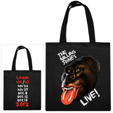 Rolling Stones GRRR! Live Tote