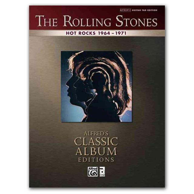 Rolling Stones: Hot Rocks 1964-1971 Guitar Tab Book