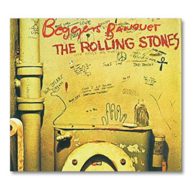 Rolling Stones Beggars Banquet 2009 Re-Issue CD