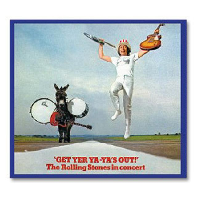 Rolling Stones Get Your Ya-Ya's Out 2009 Re-Issue CD