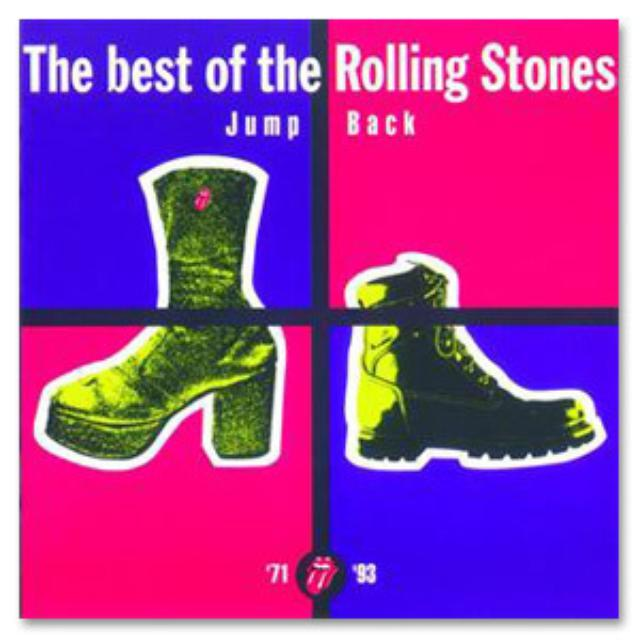 Rolling Stones Jump Back 2009 Remaster CD