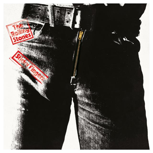 The Rolling Stones Sticky Fingers Deluxe Double CD Album