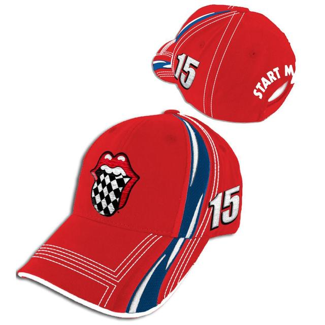 Rolling Stones Indianapolis Event Race Hat