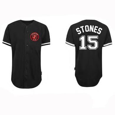 Rolling Stones Zip Code Ladies Baseball Jersey