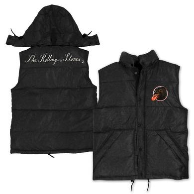 The Rolling Stones Gorilla Logo Ski Vest