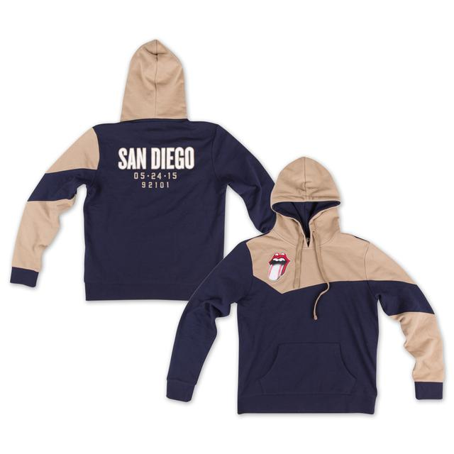 Rolling Stones San Diego Event Hoodie