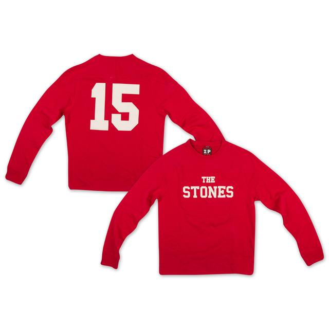 Rolling Stones 15 Crewneck Sweatshirt