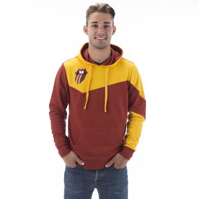 Rolling Stones Minneapolis Color Block Pullover Hoodie