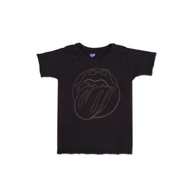 Rolling Stones Outline Logo Toddler T-Shirt
