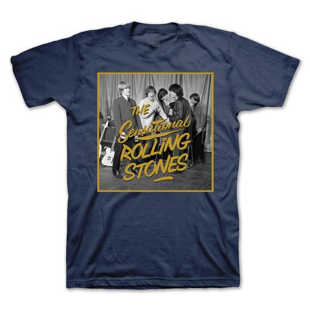 Rolling Stones Sensational Logo T-Shirt
