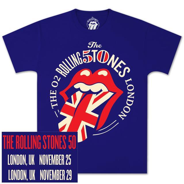 Rolling Stones London Tour T-Shirt
