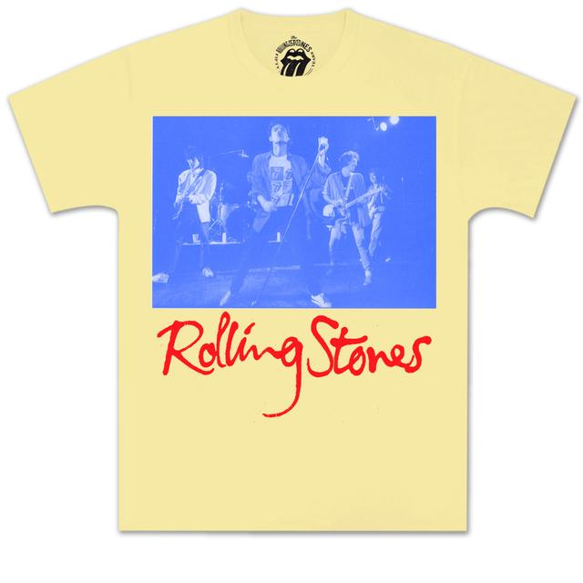 Rolling Stones Photo Series 1989 T-Shirt