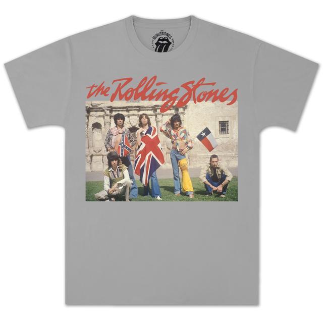 Rolling Stones 50th Anniversary Alamo T-Shirt