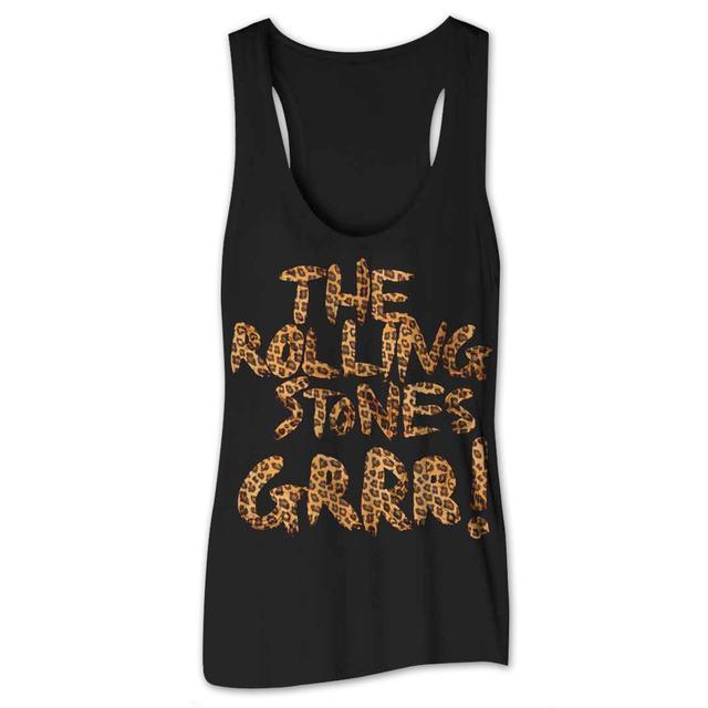 Rolling Stones GRRR! Girlie Tank