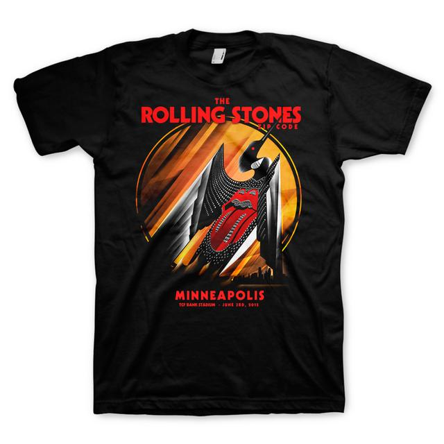 Rolling Stones Minneapolis Loon Event T-Shirt