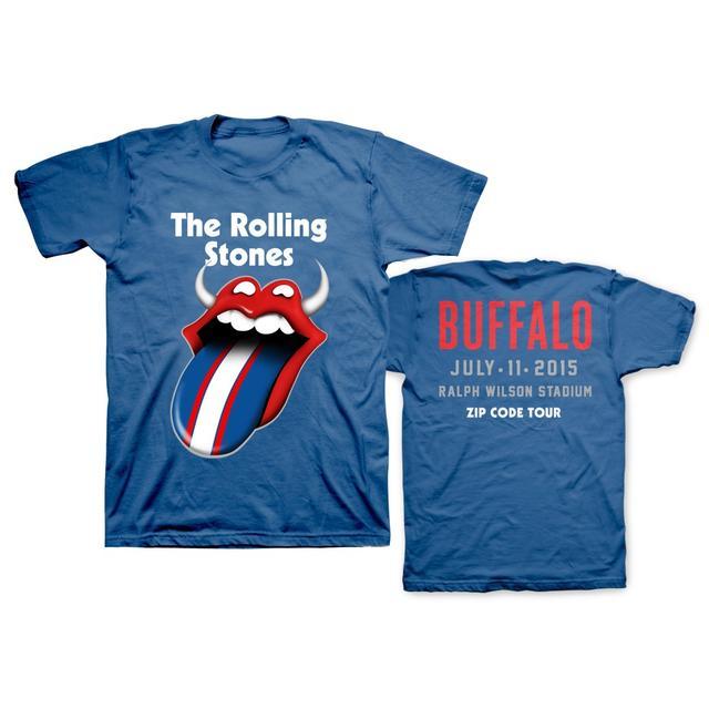 Rolling Stones Buffalo Event T-Shirt