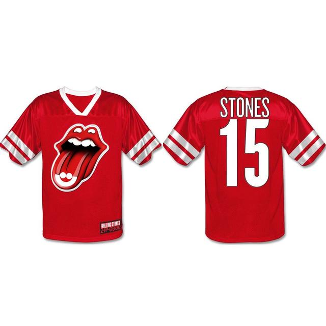 Rolling Stones Milwaukee Event Football Jersey