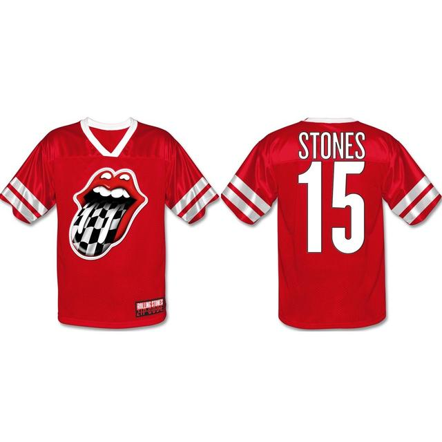 Rolling Stones Indianapolis Event Football Jersey