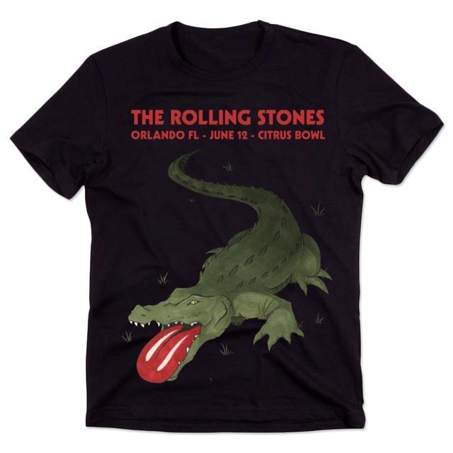 Rolling Stones Orlando Gator T-Shirt