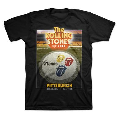 Rolling Stones Pittsburgh Event T-Shirt