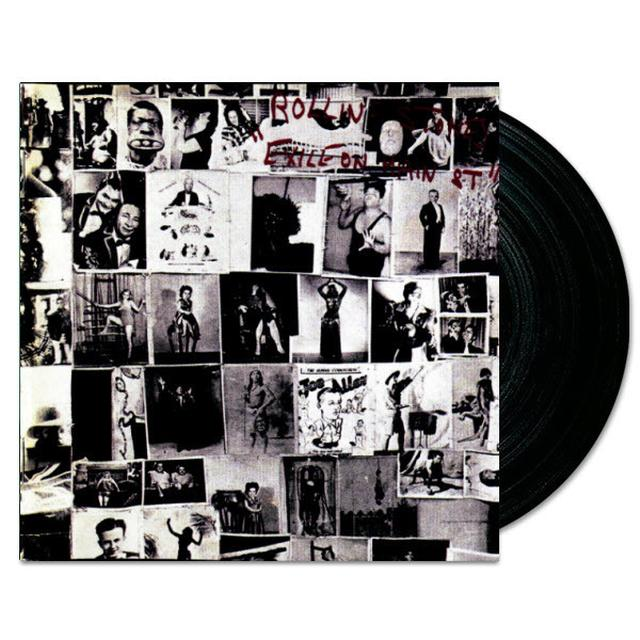 Rolling Stones® Exile on Main St. Vinyl LP