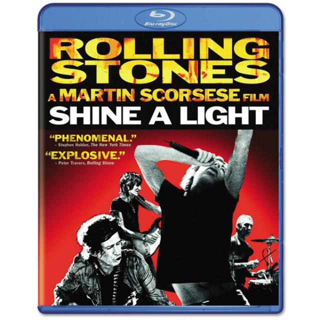 Rolling Stones - Shine A Light Blu-Ray