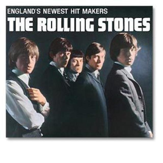 Rolling Stones - England's Newest Hit Makers CD