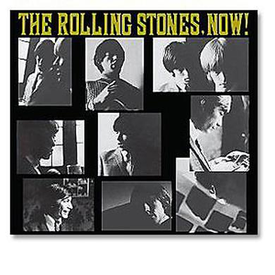 The Rolling Stones Now! CD