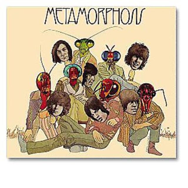 Rolling Stones - Metamorphosis CD