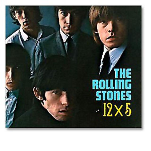 Rolling Stones - 12 x 5  CD