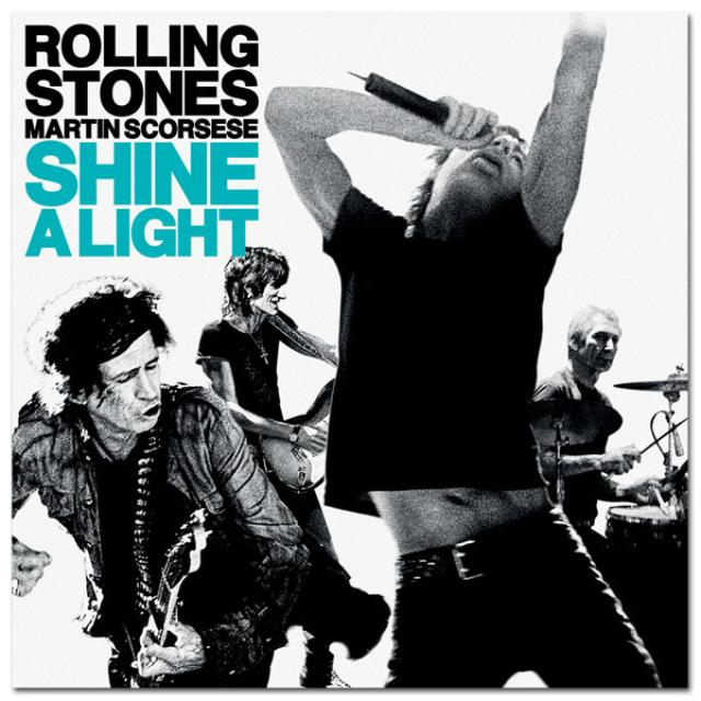 Rolling Stones - Shine A Light Soundtrack