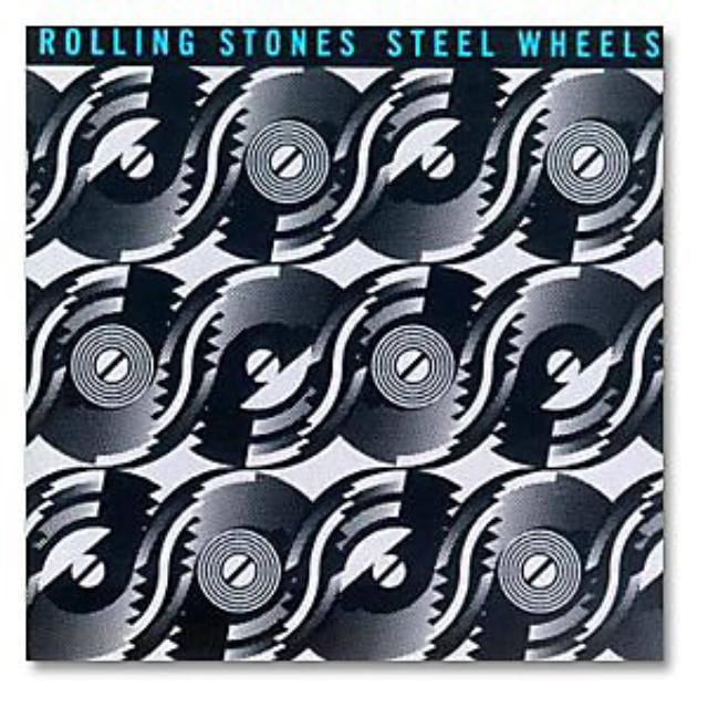 Rolling Stones - Steel Wheels (2009 Re-Mastered) CD