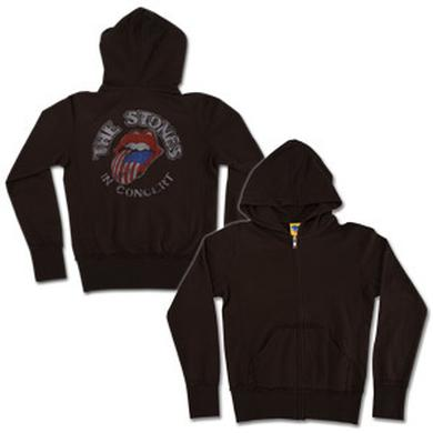 Rolling Stones - Youth Stones In Concert Zip-Hoodie