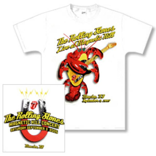 Rolling Stones - Moncton Event T-Shirt