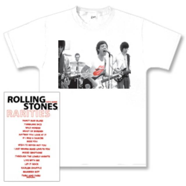Rolling Stones - Rarities T-Shirt