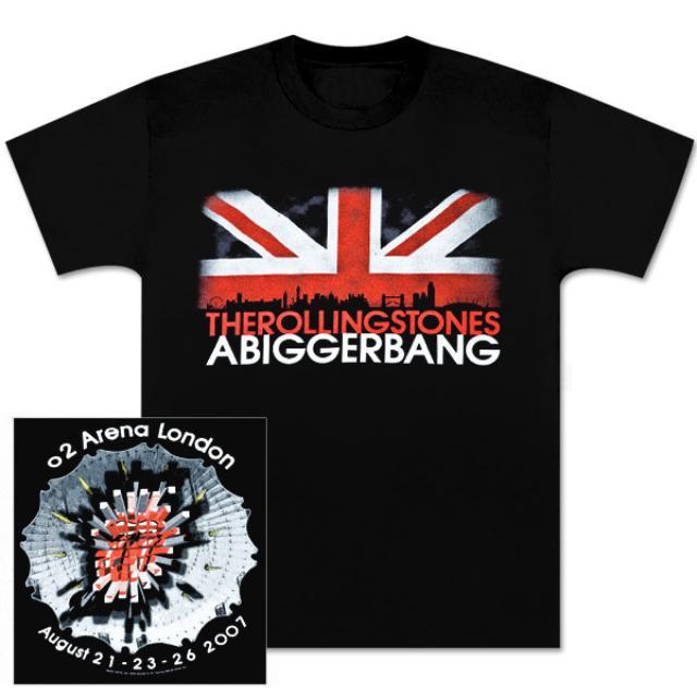 Rolling Stones - Men's London Event T-Shirt