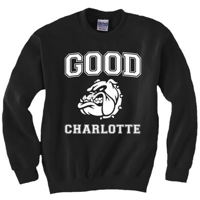 Good Charlotte Collegiate Black Sweatshirt