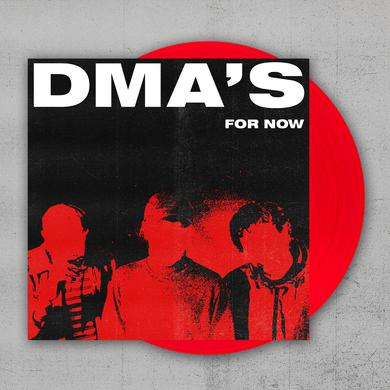 DMA'S For Now Red Vinyl LP (Ltd Edition, Signed) LP
