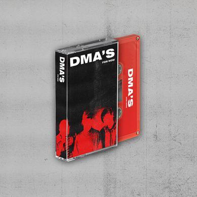 DMA'S For Now Ltd Edition Red Cassette Cassette