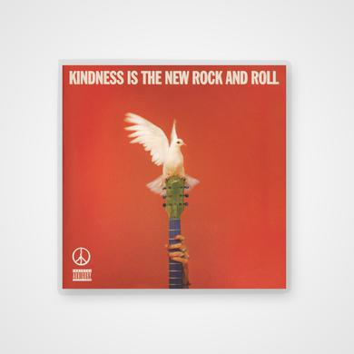 Peace Kindness Is The New Rock And Roll - CD Album (Signed) CD