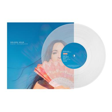 Kacey Musgraves Golden Hour LP Clear (Vinyl)