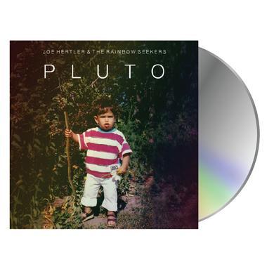 Joe Hertler & The Rainbow Seekers Pluto (CD)