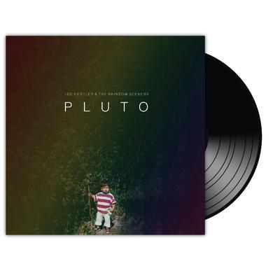 Joe Hertler & The Rainbow Seekers Pluto (Vinyl Record)