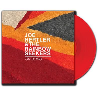 Joe Hertler & The Rainbow Seekers On Being (Vinyl Record)