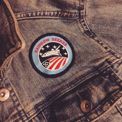 Joe Hertler & The Rainbow Seekers Rainbow Seeker Patch