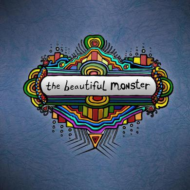 Joe Hertler & The Rainbow Seekers The Beautiful Monster (Children's Book)